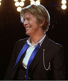 I denti di david bowie